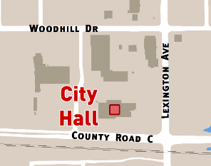 City Hall location