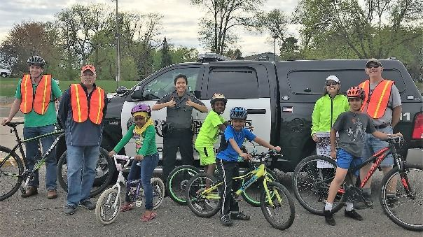 Roseville Schools Bicycle Fair_CSO Kindom