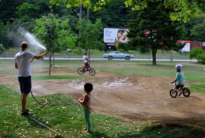 Youth Pump Track